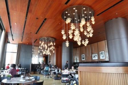 ブルガリホテル上海!レストランNiko Romitoランチレポート