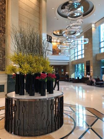 フォーシーズンズホテル上海レポート|南京西路近く立ち寄り