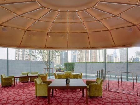 アンダーズ上海|新天地の個性的なホテル|アフタヌーンティあり香りも素敵
