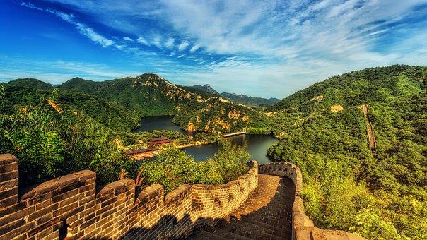 万里の長城|明十三陵|頤和園|北京観光旅行1日目ルート|車チャーターで楽ちん旅行記