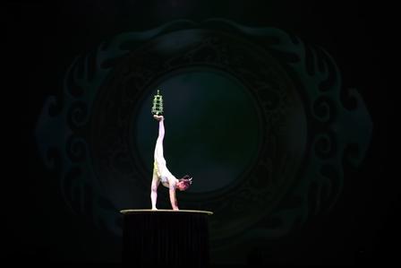 上海雑技を上海商城ポートマン劇場で見てきた!割引チケットの予約や感想