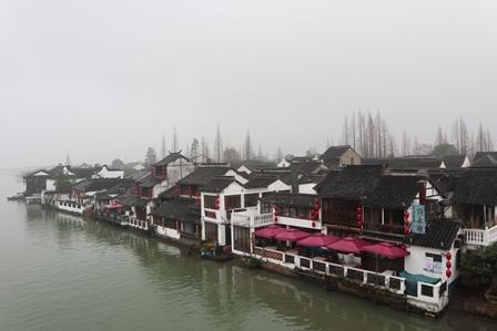 朱家角水郷古鎮へ観光に行きました。おすすめポイント紹介|上海からの行き方
