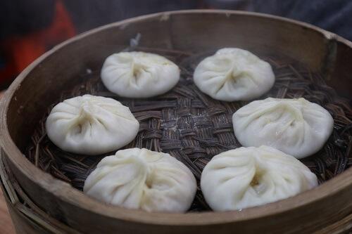 上海で有名な小籠包専門店、佳家湯包の黄河路店。知る人ぞ知る名店|分店あり