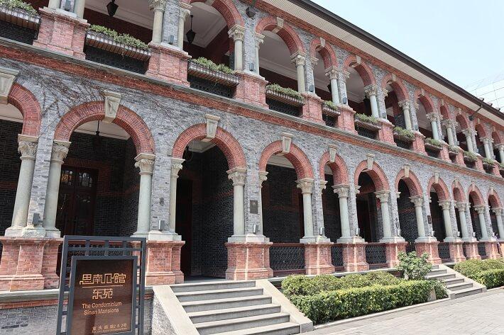 思南公館を散策。上海の新天地近くのおしゃれな散策エリア|旧フランス租界