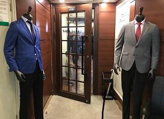 suit story 入口